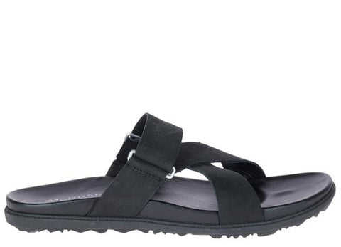 Merrell Sandals BLACK / 5 / M Merrell Womens Around Town Sunvue Slide Sandals - Black