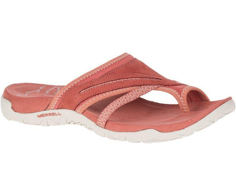 Merrell Sandals Redwood / 5 / M Merrell Womens Terran Post II Sandals - Redwood