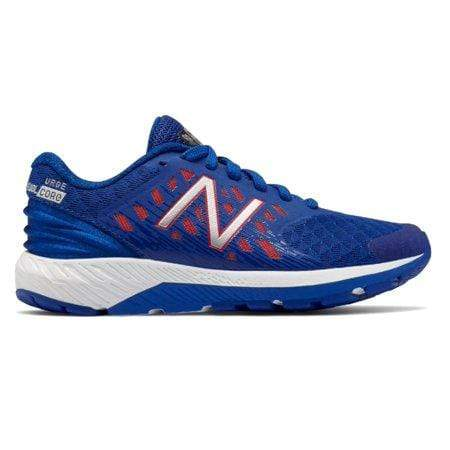 New Balance Kids Blue/Red / 1 / M NB Kids Fuel Core Urge V2 Running Shoes - Blue/Red