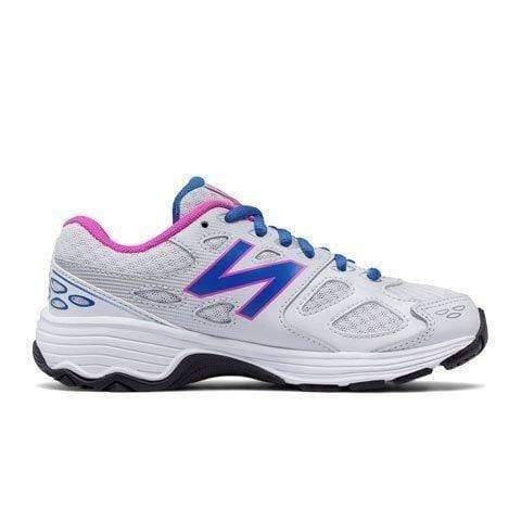 New Balance Kids White / 1 / M NB Kids 680v3 Running Shoes -  White