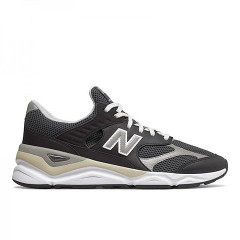 New Balance Shoe Black with Orca / 4 US / 2E NB Mens X-90 Sneakers - Black/ Orca