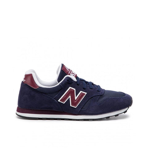 New Balance Shoe Dark Blue / 5.5 US / 2E NB Mens 373 Sneakers - Dark Blue ML373BUP