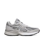 New Balance Shoe Grey / 7 / 2A NB Mens 990v4 Running Shoes  - Grey