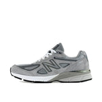 New Balance Shoe NB Mens 990v4 Running Shoes  - Grey