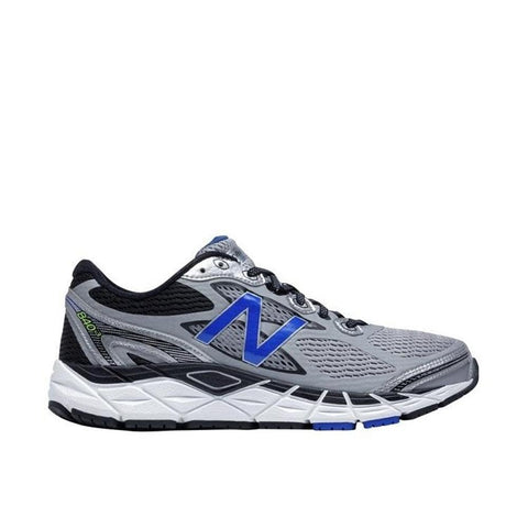 New Balance Shoe SILVER / 7.5 / 2E NB Mens 840v3 Running Shoes - Silver/ Blue