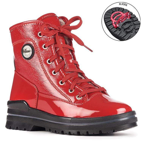 Olang Boots Olang Womens Sound Boots - Rosso (Red)