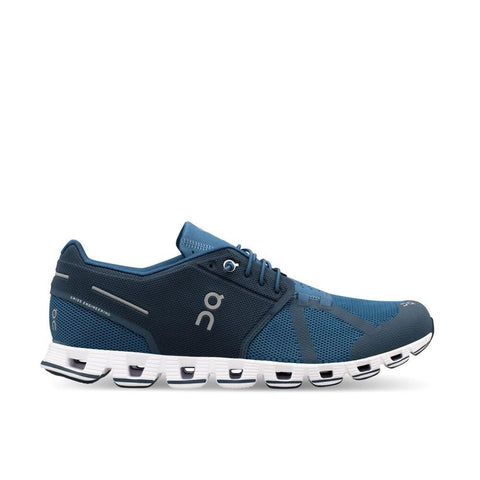 On Shoe Blue/Denim / 5 / M On Running Mens Cloud Running Shoes - Blue/Denim