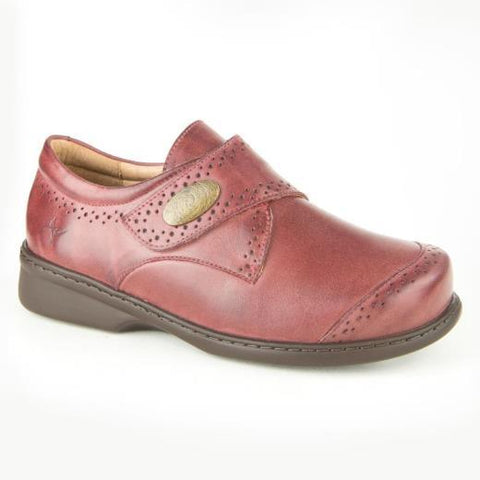 Portofino Shoe Vino Stretch/Bourgogne/Burgundy / 35 / M Portofino Womens Dress Shoes - Vino Stretch
