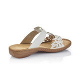 Rieker Sandals Rieker Womens Sandals - Weiss (White)