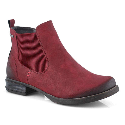 Romika Boots 35 / M / Red Romika Womens Venus 37 Chelsea Boots - Red