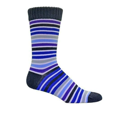 Simcan Socks Anthracite / Small Simcan Unisex Color Series Kaleidoscope Socks - Anthracite (1 pair)