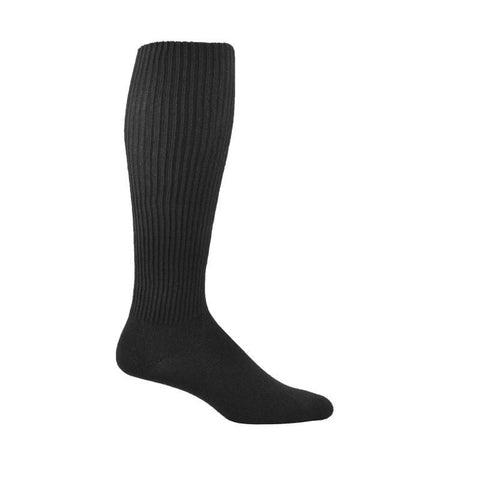 Simcan Socks Black / Small Simcan Unisex Comfort Diabetic Over-the-Calf Socks - Black (1 pair)
