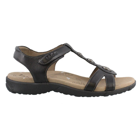 Taos Sandals Black / 5 / M Taos Womens Treasure 2 Sandals - Black