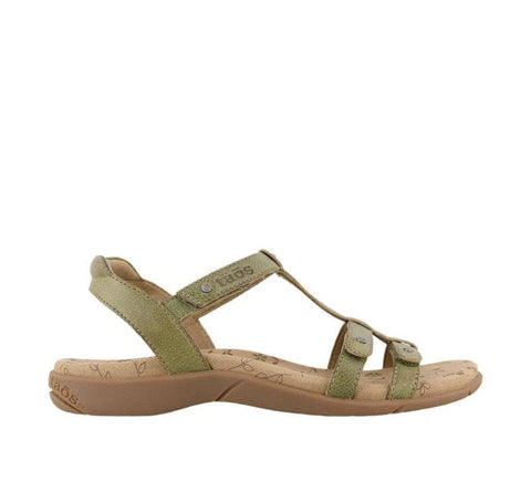 Taos Sandals Herb Green / EU 36 / US 5-5.5 / M Taos Womens Trophy 2 Sandals - Herb Green