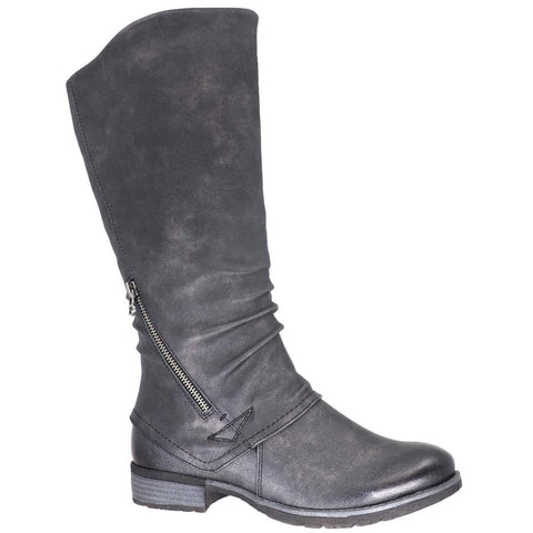 TAXI Boots Black / 35 / M Taxi Womens Ally Tall Boots - Black