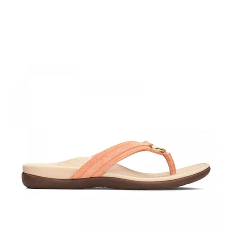 VIONIC Sandals Salmon / 5 US / M (Medium) Vionic Womens Tide Aloe Sandals - Salmon