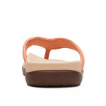 VIONIC Sandals Vionic Womens Tide Aloe Sandals - Salmon