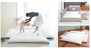 Inua Bumper Bed Mat (Cubby House)