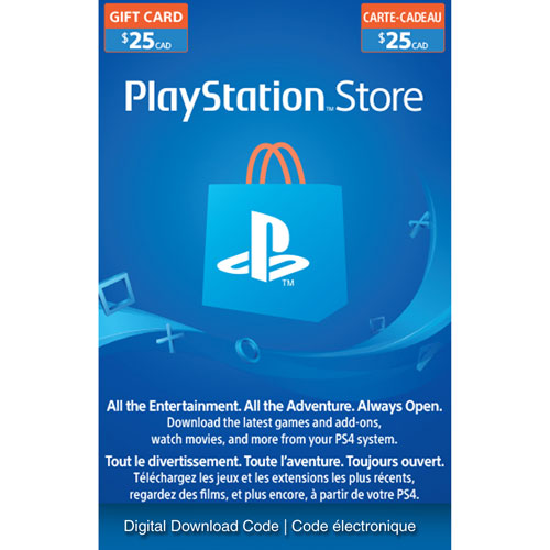 PlayStation Network $25 USD Code - 25 Dollar 25$ PSN US Store Card - PS4 PS3 USA - INSTANT DELIVERY - ORIGINAL NEW KEY CODE! - Reloook