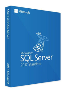 MS SQL Server 2017 Standard Product Key - Instant Delivery