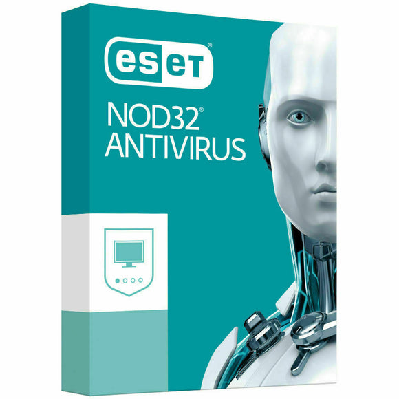 ESET INTERNET SMART SECURITY NOD32 ANTIVIRUS - INSTANT DELIVERY - ORIGINAL NEW KEY CODE! - Reloook