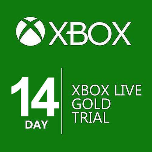 XBOX LIVE 14 Day GOLD Trial Membership Code - 2 Weeks 14 Days - INSTANT DELIVERY - ORIGINAL NEW KEY CODE! - Reloook