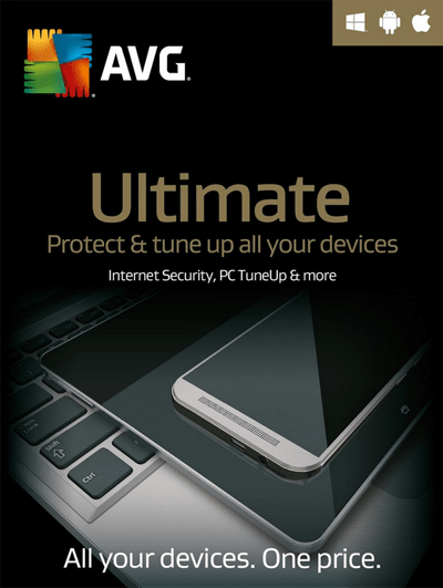 AVG Ultimate 2019 3 Years Unlimited And Multi Devices  - INSTANT DELIVERY - ORIGINAL NEW KEY CODE! - Reloook