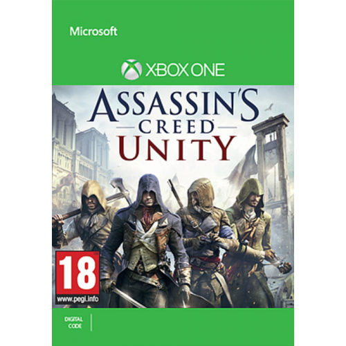 Assassin's Creed Unity Full Game Download [Xbox One] - INSTANT DELIVERY - ORIGINAL NEW KEY CODE! - Reloook