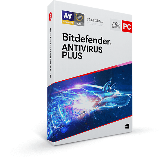 BitDefender Antivirus Plus 2020 | 1 PC - 1 Year, 2 Year, 3 Year, 4 Year, 5 Year - INSTANT DELIVERY - ORIGINAL NEW KEY CODE! - Reloook
