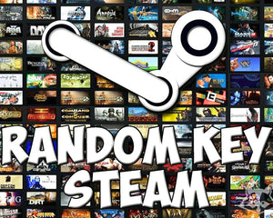 50x Random Steam Keys - Up To 99$ - INSTANT DELIVERY - ORIGINAL NEW KEY CODE!
