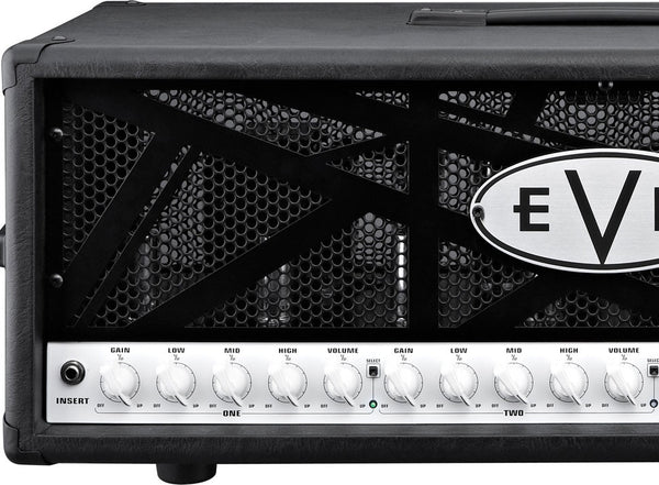 EVH 5150III 100 WATT TUBE HEAD
