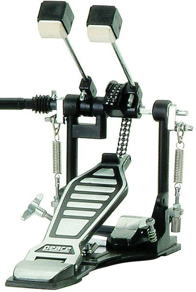 Peace Double Pedal