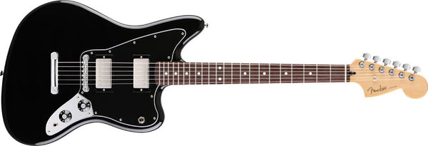Fender Blacktop Jaguar Black
