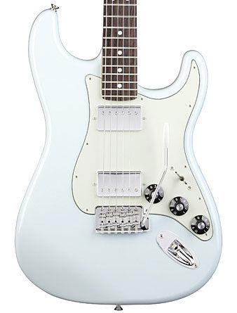 Fender Blacktop Strat Sonic Blue Rosewood Neck