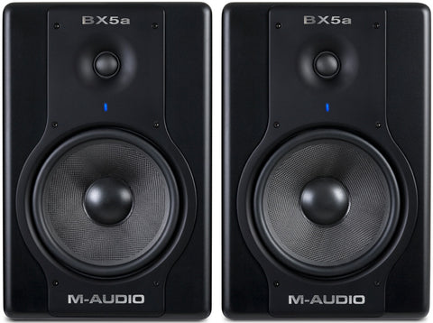M-Audio BX5a Deluxe Studio Monitors