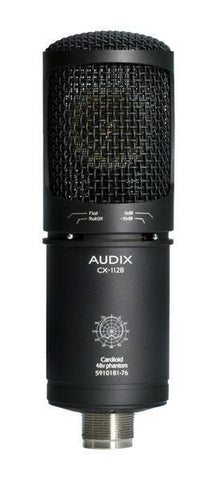 Audix CX112B Studio Microphone