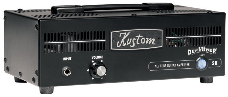 Kustom Defender 5 watt Tube Head