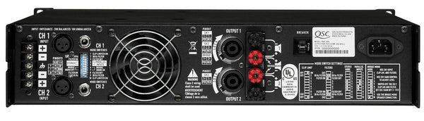 QSC RMX2450 Power Amp