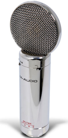 M-Audio Sputnik Tube Microphone