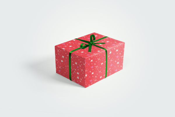Festive Holiday Gift Wrap