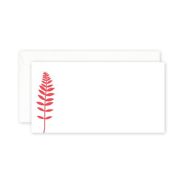Folded Card Note Set
