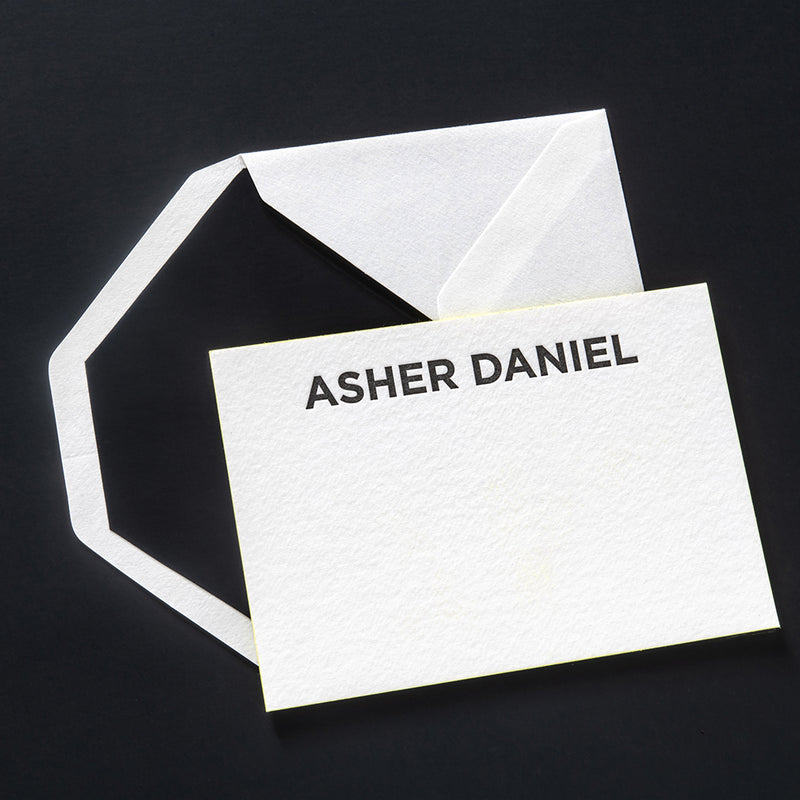 Asher Stationery