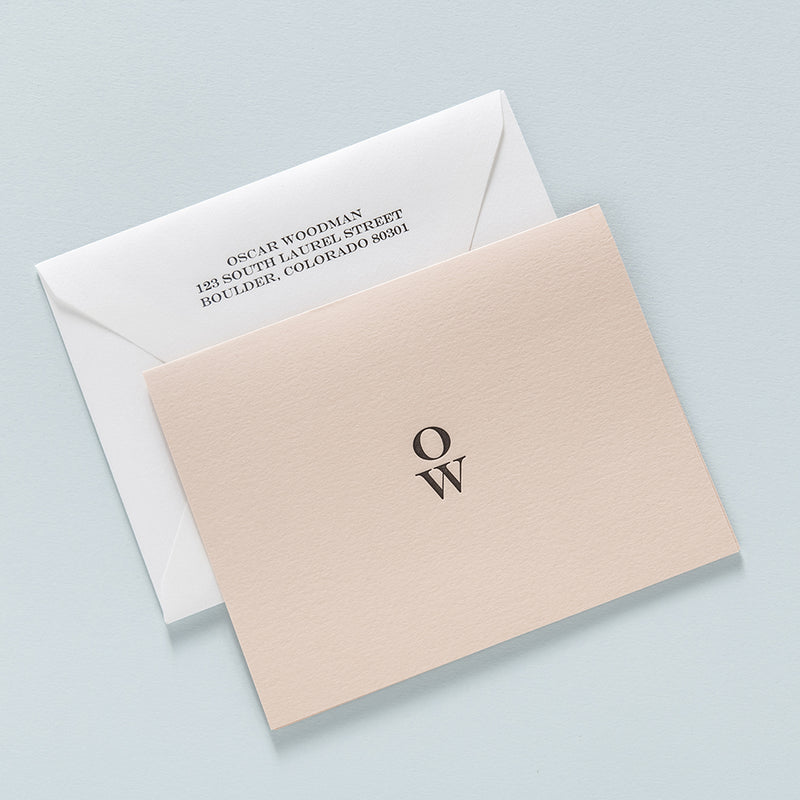 Oscar Stationery
