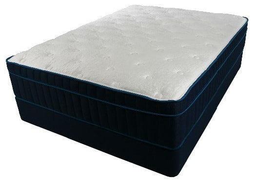 Cool Blue Pillow Top