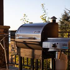 The WOODWIND SG 24 WIFI PELLET GRILL WITH SIDE KICK by CampChef Grills