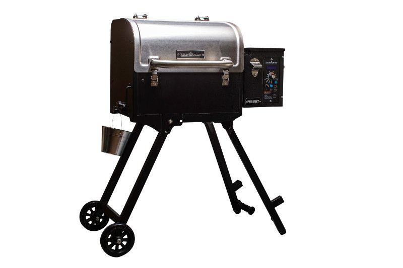 "Pursuit 20"" tailgate by CampChef Grills"