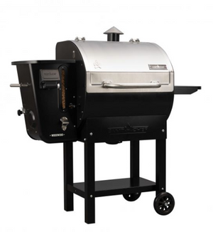 The WOODWIND SG 24 WIFI PELLET GRILL by CampChef Grills