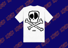 Load image into Gallery viewer, K|G|S Skull T-shirt