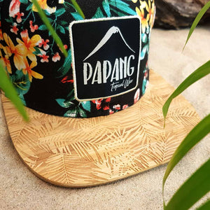 Casquette Bambou | Flower Victoria