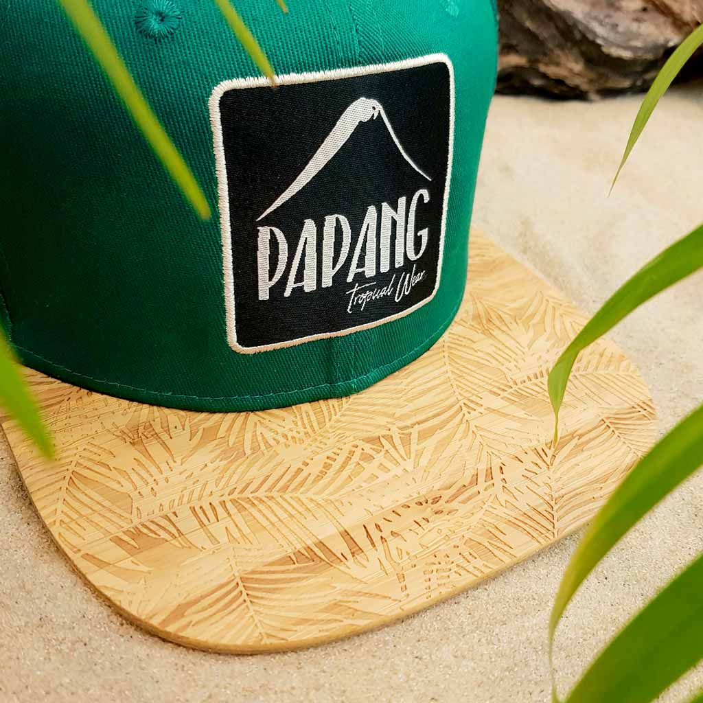 Casquette Bambou | Jungle Tree